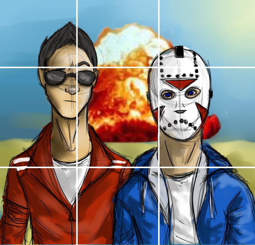 Vanoss and Delirious Selfie by o0JavaLlama0o on DeviantArt H20 Delirious Controller