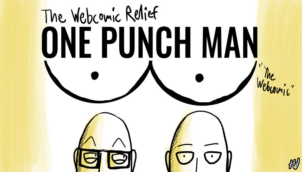 Webcomic Relief - One Punch Man 'The Webcomic' by Toxodentrail