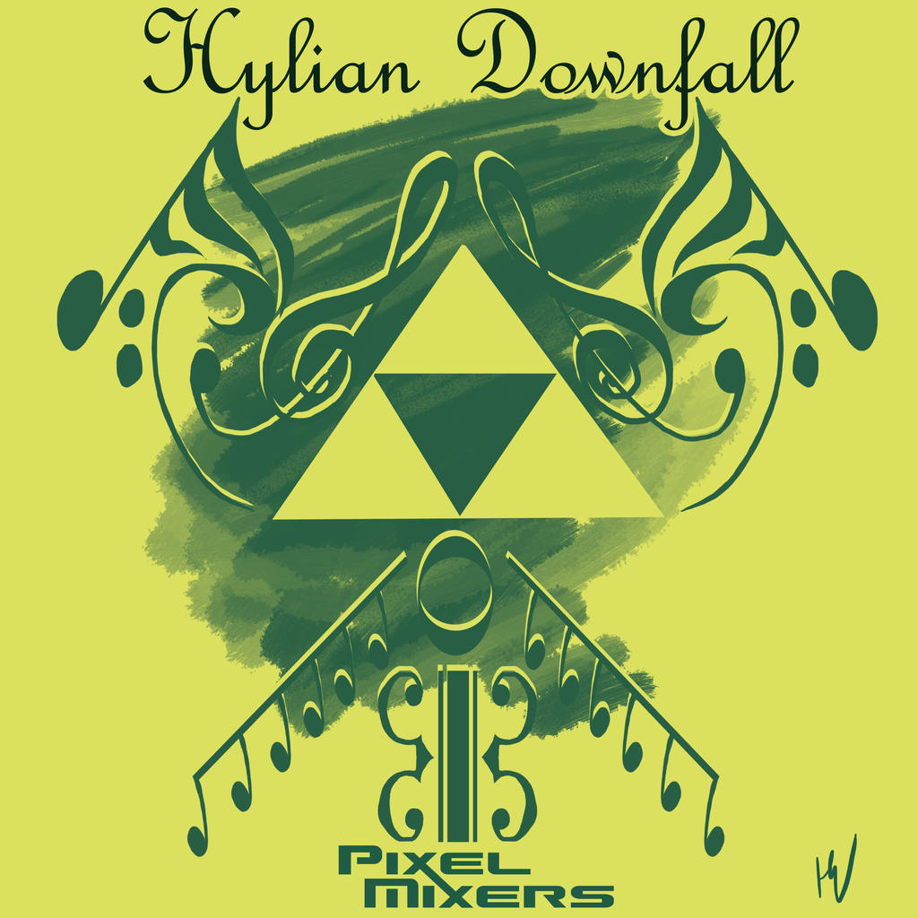 Hylian Downfall by Toxodentrail