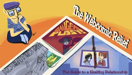 Webcomic Relief - Strippin' 1
