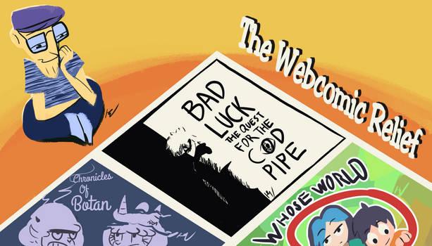 Webcomic Relief - Strippin' 3