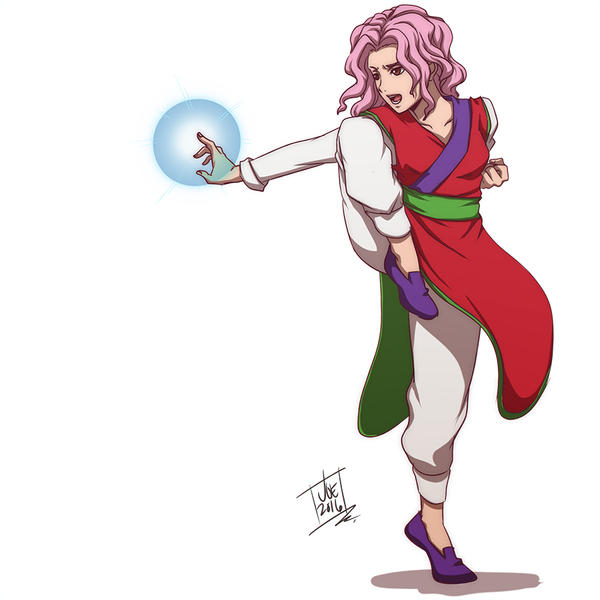 Younger Genkai by defiance185