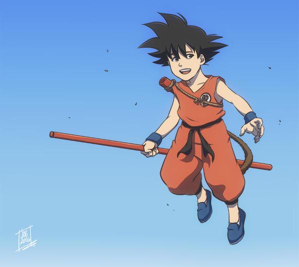 Goku by defiance185