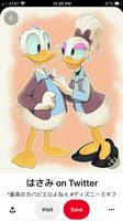 Donald Duck and Daisy Duck: House of Mouse