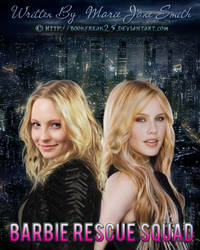 Barbie Rescue Squad Story Cover by Bookfreak25