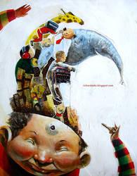 cuando un nino abre su mente.. by richzela