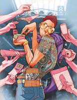 pink money by richzela