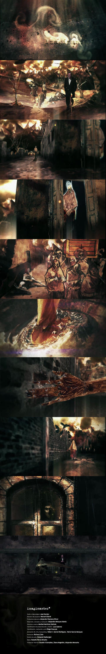 Juan Rulfo Animation by richzela