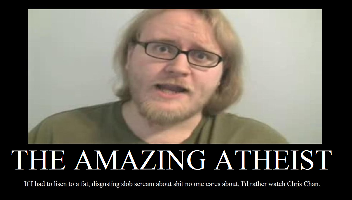Neckbeard fedora atheist - photo#17