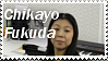 Chikayo Fukuda stamp by HedgehogNinja94