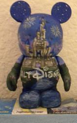 Disney Vinylmation - Castle by whatevah32
