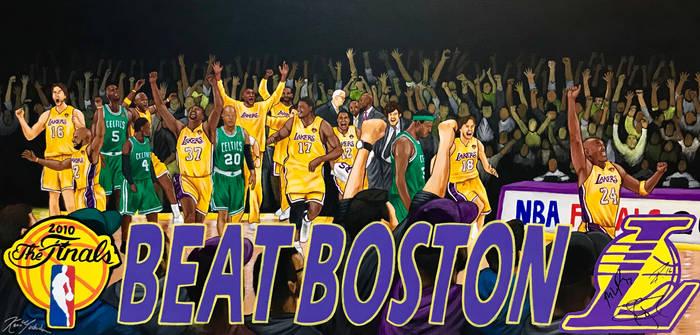 b94b640b4 Los Angeles Lakers by whatevah32 on DeviantArt
