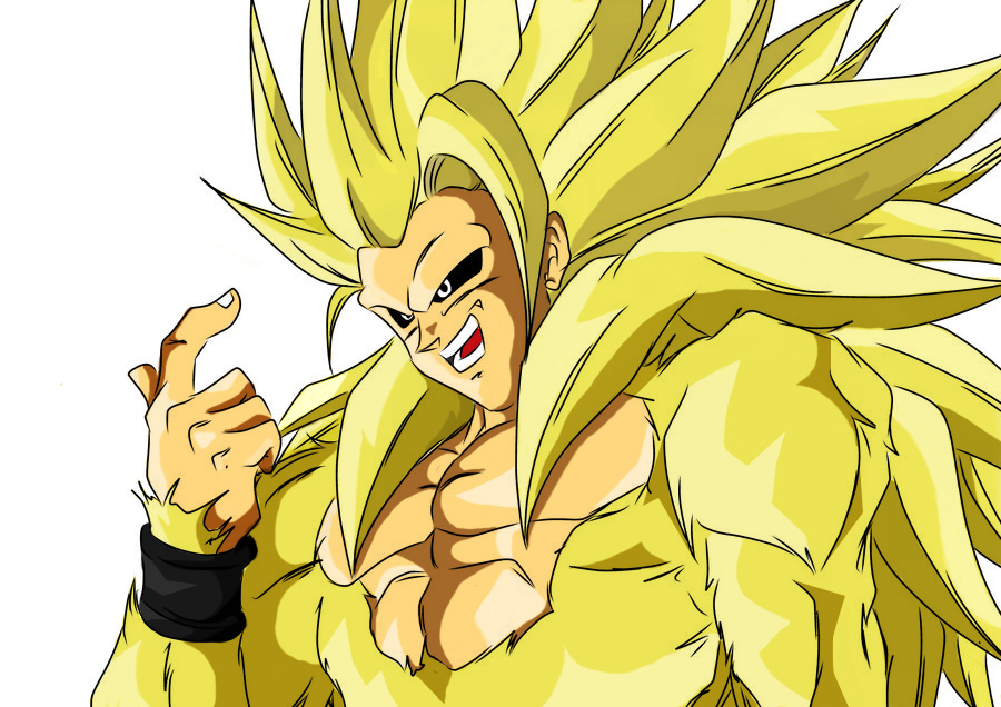 Goku Fase 10000 Vs Vegeta Fase 10000: Super Saiyan 7?? By RosegardenInHell On DeviantArt