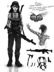 Fury by LW-Sketch