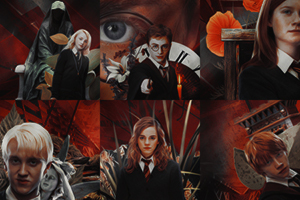HARRY POTTER ICONS by dariayourlocalidiot