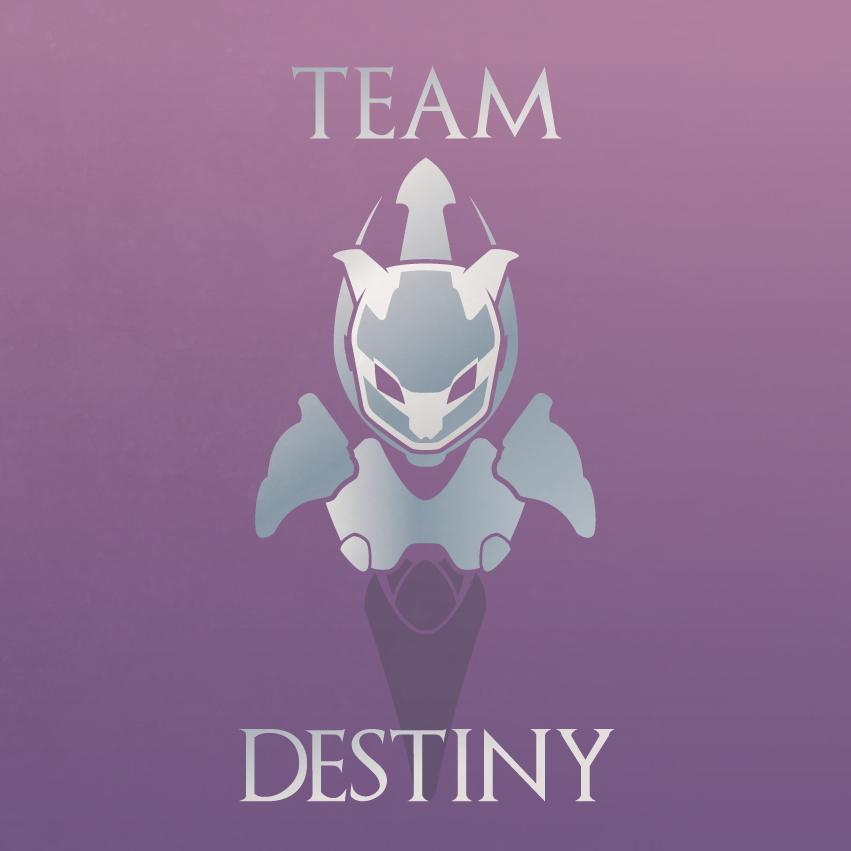 Team Destiny by benOwar88