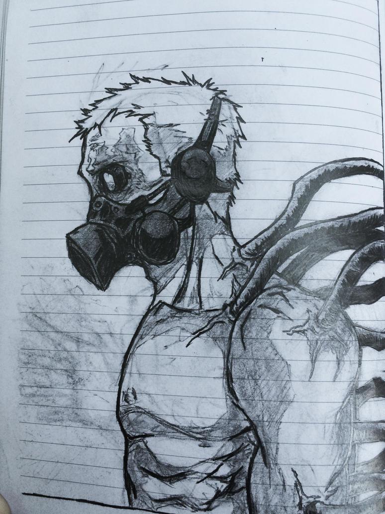 Random Character by ShiroHebi333