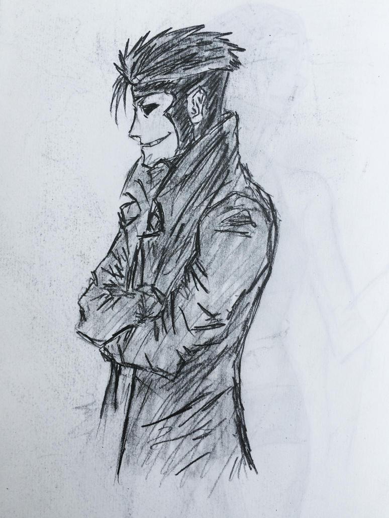 Gambit by ShiroHebi333