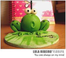 Frog by lularibeiro