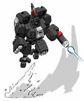 Tau Commander B by NachoMon
