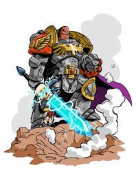 Final Inquisitor by NachoMon