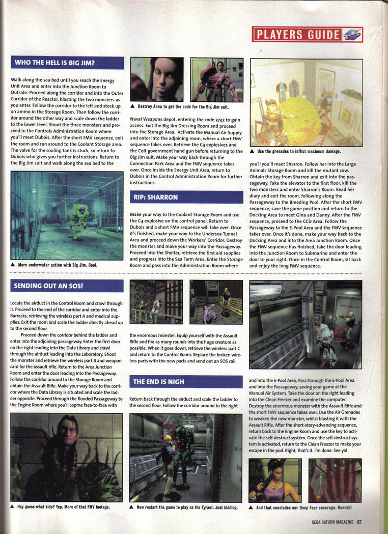 Deep Fear Guide 6 by NachoMon