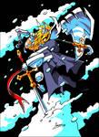 Knight of the Cygnus.