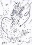 Jumping Andromeda