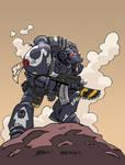 Good Old Mk VI Armor