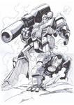 Megatron vs Stark