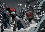 Mazinger: Super Robot Alert