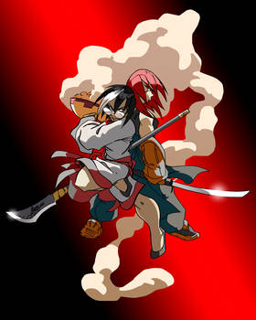 Kung Fu Mousse New Artwork