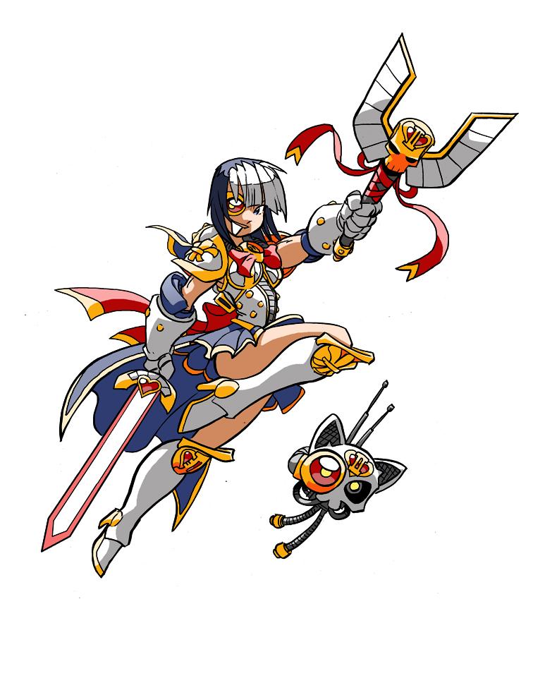 Sailor of Battle by NachoMon