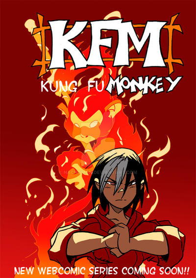 KFM next webcomic! by NachoMon