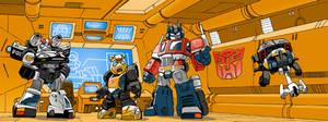 Autobots and Intruder
