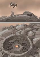 Alien Ancestor III by NachoMon