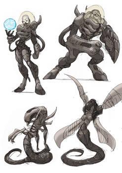 Alien Ancestor V