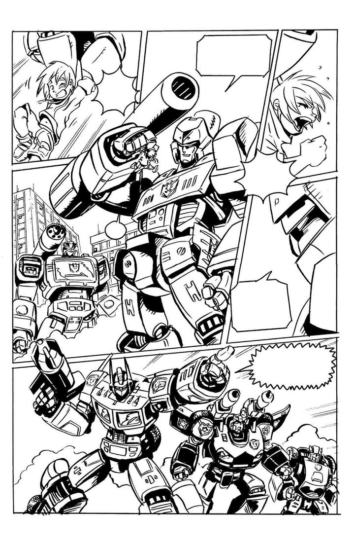 Transformers by NachoMon