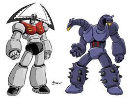 Mechanical Beasts