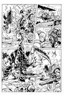 Tyranid Wars by NachoMon