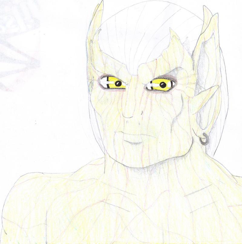Kain fanart by Xule