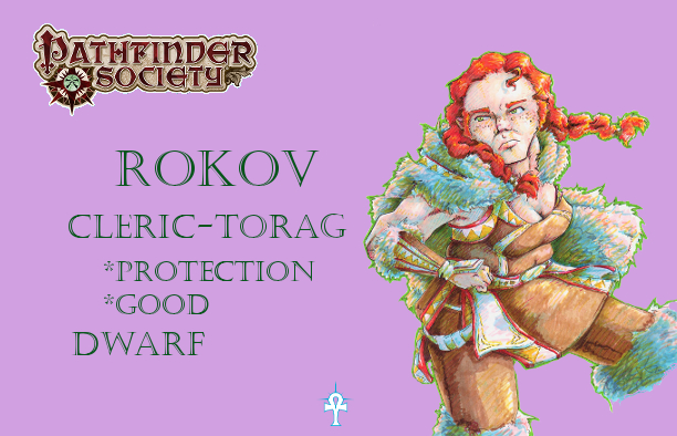 Pathfinder: Rokov by LossingFeathers