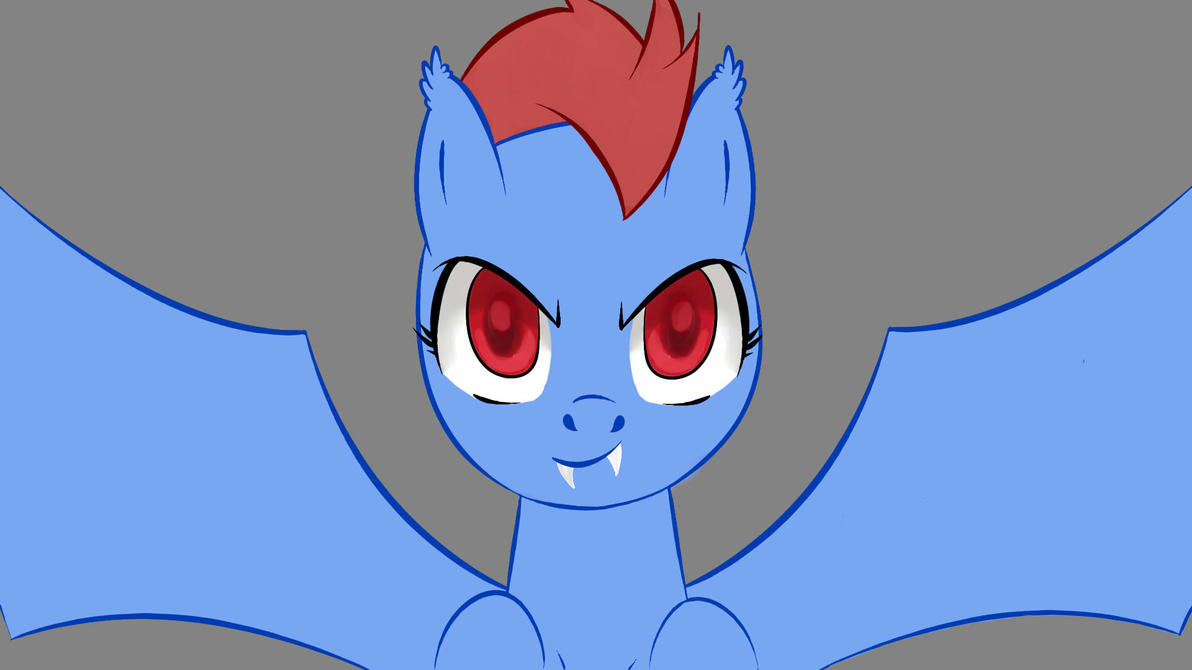 In the Dark no one can see you  Squee by Fighting-Brony