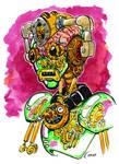 Clockwork Cyberman