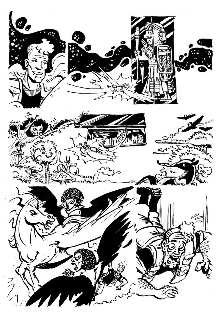 Get A Life - Uncle Marty's Astral Trip pg3 by Clone-Artist