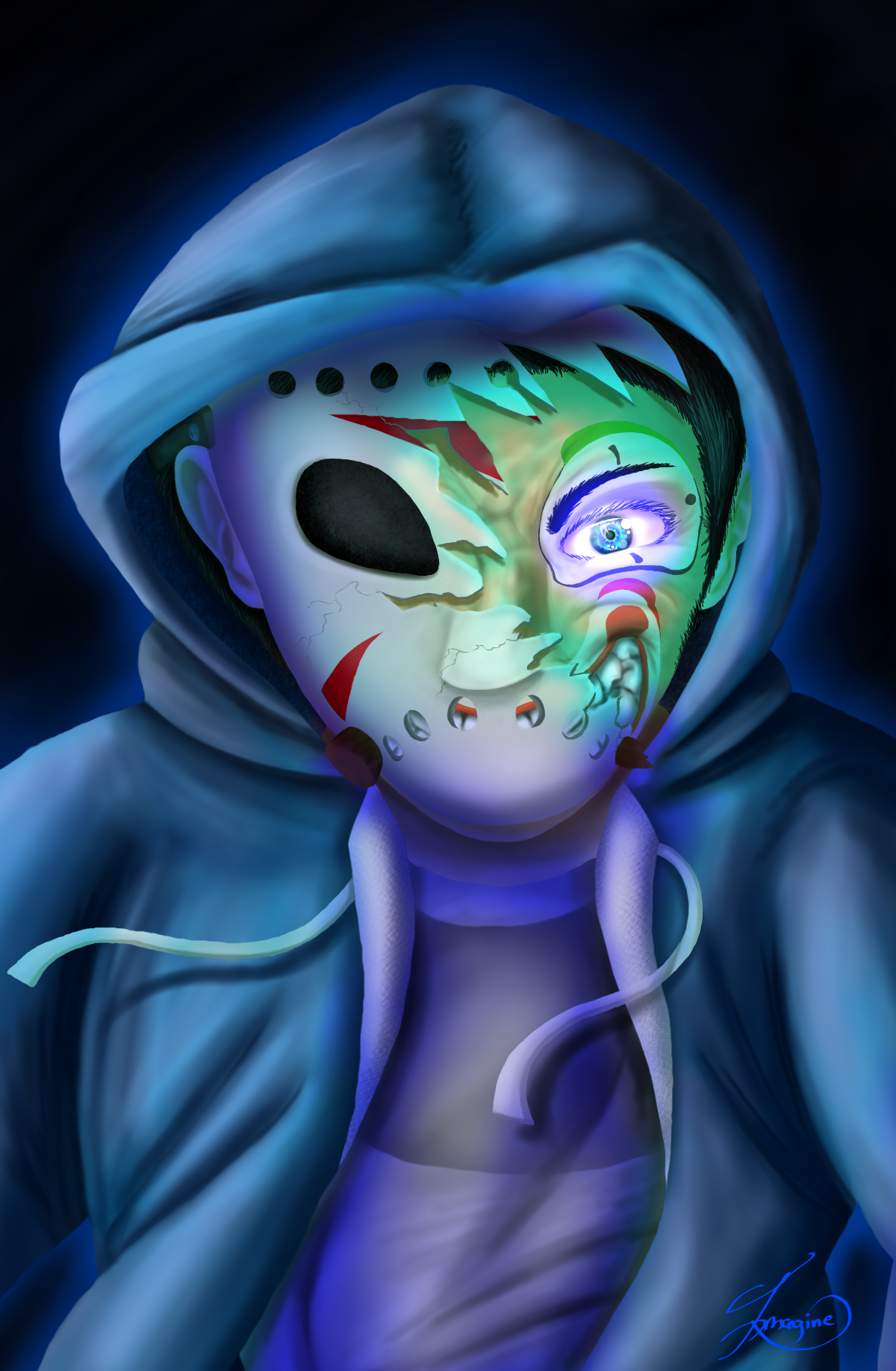GTA Delirious by ImagineSilver on DeviantArt H20 Delirious Fan Art