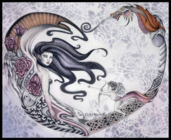 Rose Faery by orafaerygirl