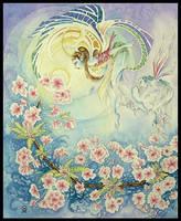 Cherry Blossom Faery II by orafaerygirl