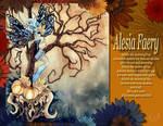 Alesia Faery Calendar Page