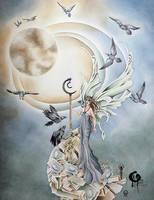 Moonstone by orafaerygirl